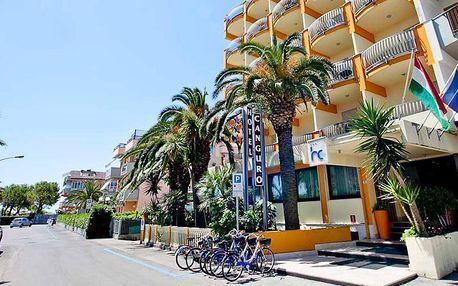 3* Hotel Canguro v oblasti San Benedetto s plnou penzí, 30 m od pláže