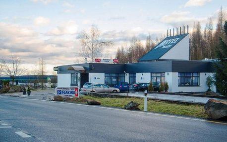 Vysočina: Motel Pávov