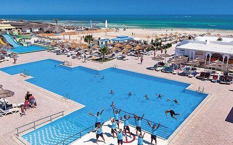 Tunisko - Djerba letecky na 7-15 dnů, strava dle programu