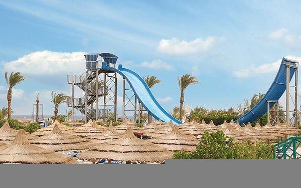 TITANIC BEACH SPA & AQUA PARK, Hurghada, letecky, all inclusive5