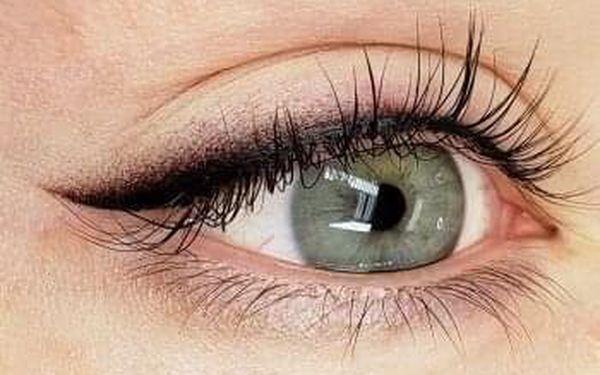 Permanentní make-up dolních očních linek5