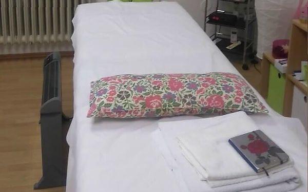 45minutová reflexní masáž4