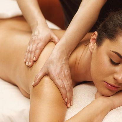 Celotělová Bali masáž pro jednoho nebo pro pár