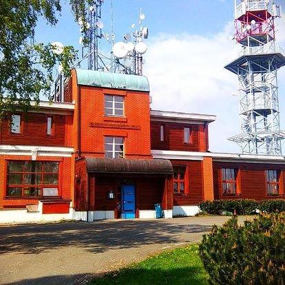 Český ráj: Riegrova chata Kozákov