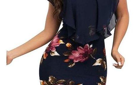 Letní šaty Merrilyn a-velikost č. 6 - dodání do 2 dnů