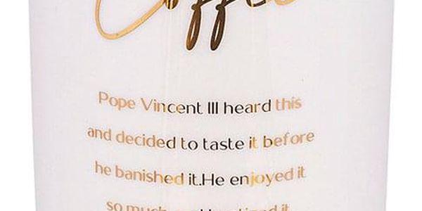 Altom Porcelánová dóza s víkem na kávu Organic