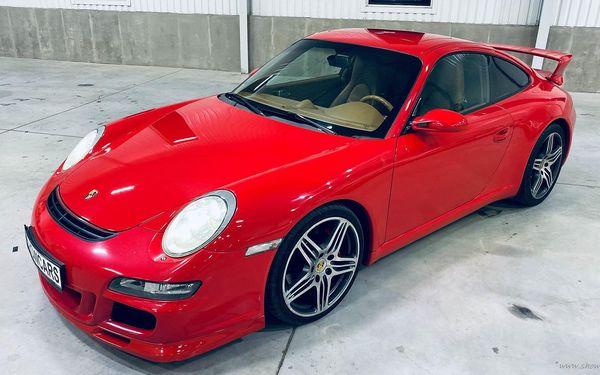 Spolujízda v Porsche 911 Carrera GT3 (997.1)2