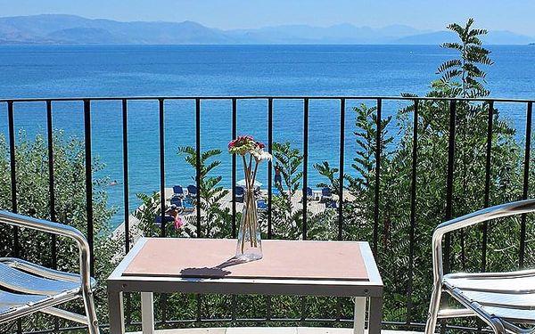 Hotel Dassia Beach, Korfu, letecky, snídaně v ceně5