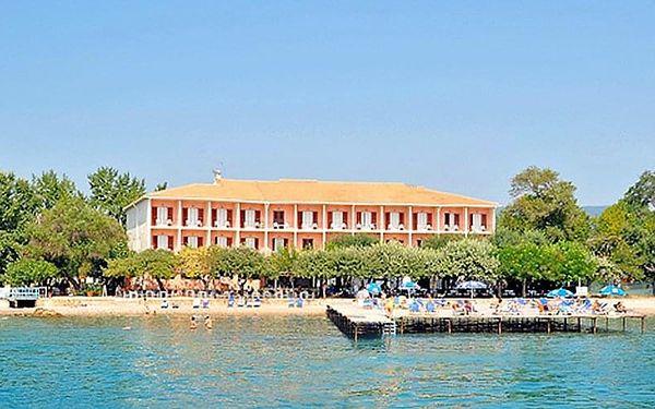 Řecko - Korfu letecky na 8-10 dnů, snídaně v ceně