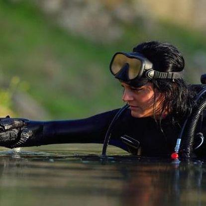 Open Water Diver - kurz potápění do hloubky 18 m