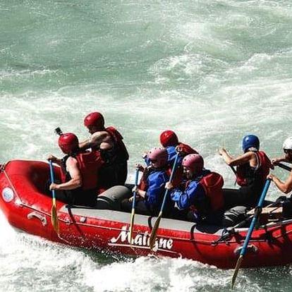 Rafting na Sázavě s celodenním pivním servisem