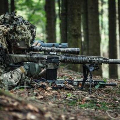 Sniper: venkovní úniková hra u Sokolova