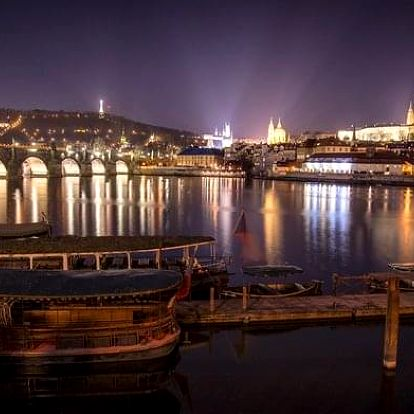 Fotografický kurz noční Prahy
