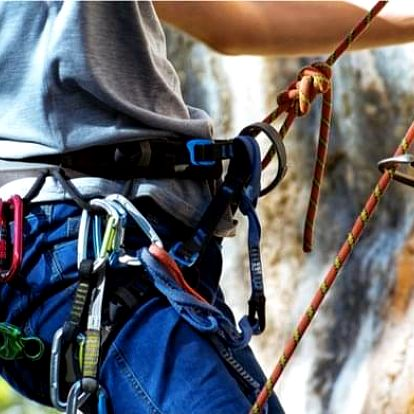 Seznamovací kurz lezení s instruktorem