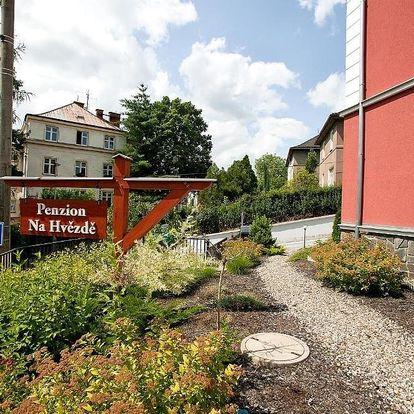 Ústí nad Labem, Ústecký kraj: Penzion Na Hvězdě