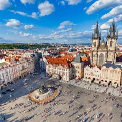 Poznejte Prahu: Staré město, Karlův most, Pražský hrad