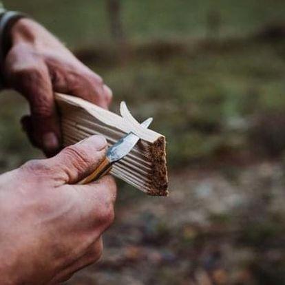 Výroba řezbářského nože: workshop v Libereckém kraji