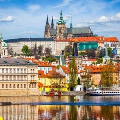 Krásy Hradčan včetně vstupenky na Pražský hrad