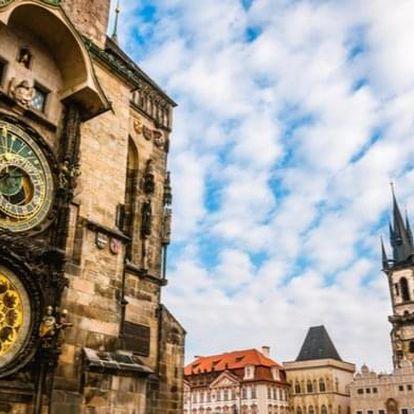 Tři nejvýznamnější památky v Praze