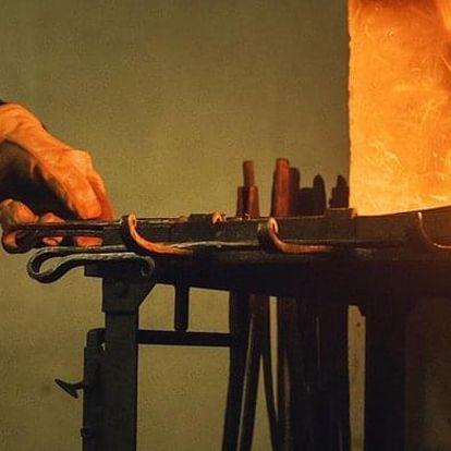 Celodenní kovářský kurz na Příbramsku