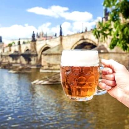 Pražské hospody, minipivovary a pivní zahrádky