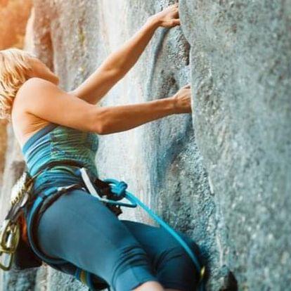 Celodenní kurz lezení v pískovcovém skalním městě
