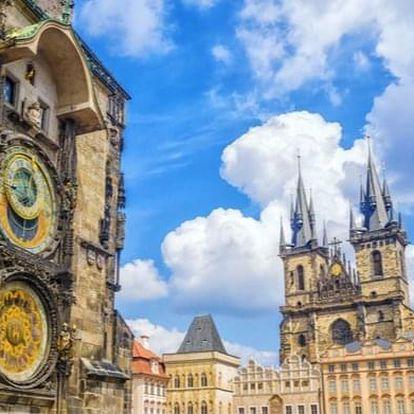 Procházka po Starém Městě pražském