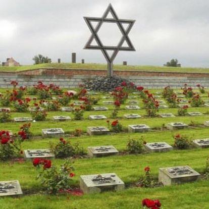 Výlet z Prahy: Vstup do Památníku Terezín (oběd v ceně)