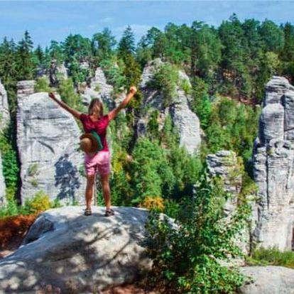 Český ráj: pěší výlet geoparkem UNESCO