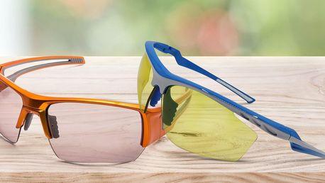 Fotochromatické sportovní brýle Victory