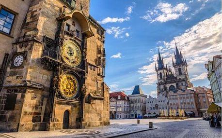 Tříhodinová procházka po nejlepších památkách Prahy