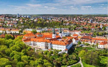 Projížďka po pražských klášterech na segwayi