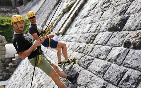 TOP adrenalinové dobrodružství ve Špindlerově Mlýně
