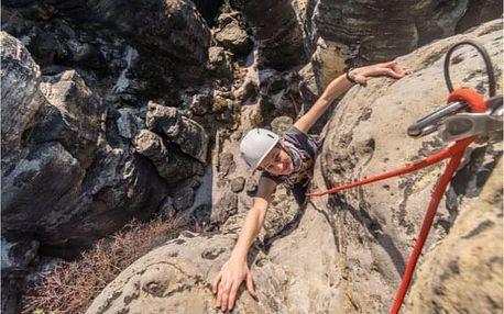 Via Ferrata a Tiské stěny - horolezecká výprava