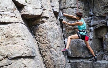 Celodenní dobrodružné lezení na Vysočině