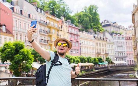 Karlovy Vary: výlet autobusem z Prahy s aplikací eGuide