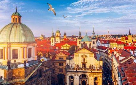 Pražské památky: celodenní výlet na elektrokole