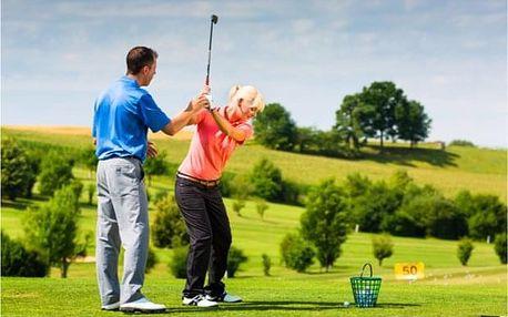 Dovolená v Čechách s golfem a raftingem