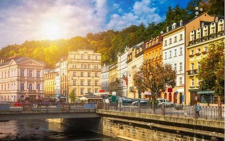 Výlet z Prahy do Karlových Varů s obědem