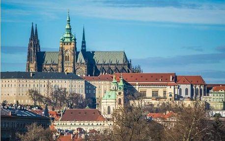 Dvouapůlhodinová prohlídka Pražského hradu