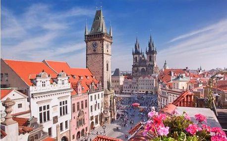 Procházka po Starém Měste Prahy