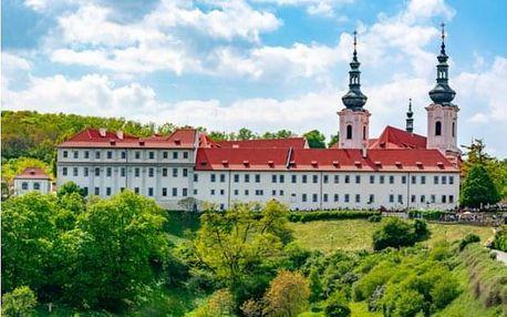 1,5hodinový pohodový výlet po Praze na segway