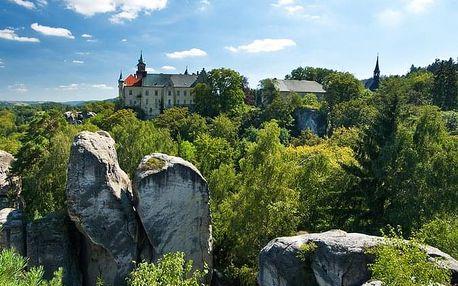 Vyhlídkový fotolet Český ráj a okolí (35 minut)