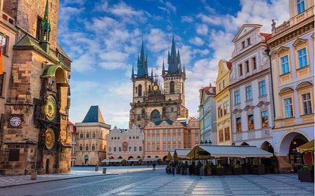 Soukromá prohlídka Prahy na elektrokole