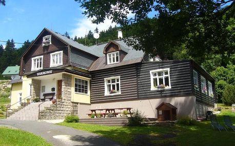 Bedřichov, Liberecký kraj: Chata Harmonie