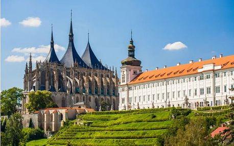 Soukromá procházka po Kutné Hoře z Prahy