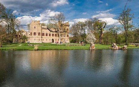 Romantická dovolená v Čechách: zaniklá středověká ves