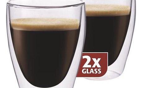 "Maxxo ""Coffee"" 2dílná sada sklenic, 235 ml,"