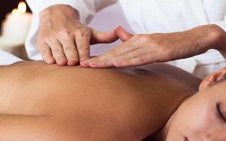 Oáza Klidu - Relaxační masáž zad a šíje na Praze 1
