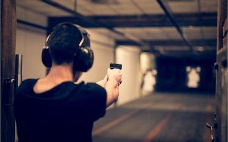 Střelba v Praze pro začátečníky: 46 ran z 5 zbraní